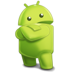Android with attitude